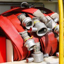 NSDLS fire hoses