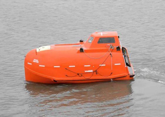 Free fall lifeboat sale